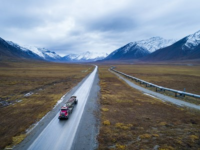Barrow e la Dalton Highway
